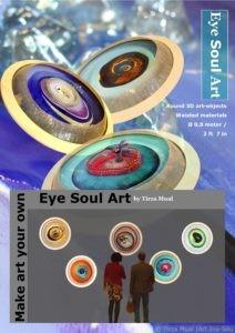 Flyer Eye Soul Art